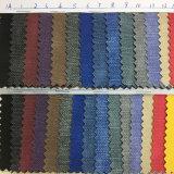 Couro artificial do falso do teste padrão novo do vaqueiro do projeto para sapatas, sacos, vestuário, decoração (HS-Y52)