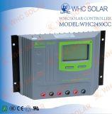 Оболочка из твердой пластмассы 12V/24V 50A ШИМ контроллера заряда солнечной энергии