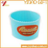 Индивидуальный логотип Heat-Resistant силиконовые крышки чашки чая (YB-AB-028)