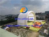 Im Freien aufblasbares Luft-Dach-Zelt