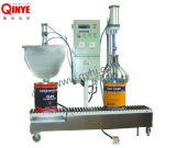 Máquina de enchimento líquida Weighning-Automática do aço de liga para a pintura que &Coating