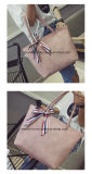 Signora Handbag di modo della fabbrica dell'OEM personalizzato di marchio e di disegni