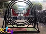 Parque de atracciones al aire libre humano giroscopio Ride
