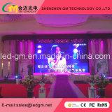 Location LED LED de haute qualité Écran d'affichage publicitaire à affichage publicitaire électronique-P4