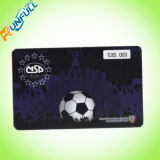 최신 판매 플라스틱 공백 자석 줄무늬 카드