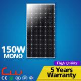 La prime neuve 150W de bonne performance vendent le panneau solaire mono