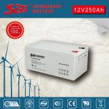 Energien-Batterie der Gel-Batterie-12V250ah nachladbar