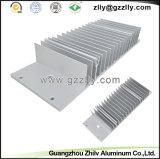Custormized 알루미늄 또는 알루미늄 밀어남 LED 열 싱크