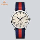 Het Polshorloge van het Kwarts van de Dames van het Horloge van de Manier van Custom&OEM van de Fabrikant van China met Veranderlijke Strap71002