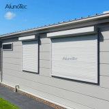 Моторизованный алюминий окна штарки ролика для гаража