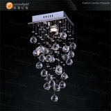 Lampada Pendant di cristallo del LED, lampadario a bracci Om88524 dell'alogeno