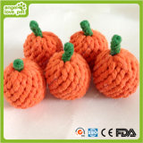 Cuerda de algodón en forma de fruta juguetes Producto trabajo hecho a mano para mascotas