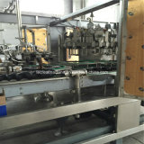 4000bph 자동적인 유리병 맥주 충전물 기계장치