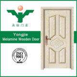 年の流行のメラミン木のドア