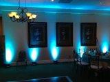 DMX 6PCS kann Miniwäsche NENNWERT des fachmann-LED mit Batterie für Hochzeitsfest-Disco beleuchten