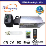 Fabricant Hydroponic Light 315W CMH Digital Lastre Grow Light Kits avec UL approuvé