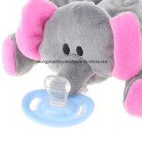 赤ん坊の調停者のカスタムぬいぐるみのギフトの柔らかいプラシ天はおもちゃをからかう