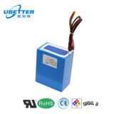 Размера 18650 24V 2300Мач литиевых батарей для E-Bike аккумуляторной батареи