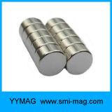 Round Magnet NdFeB Disque magnétique