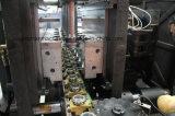 Precio de la máquina de 2 cavidades que moldea del animal doméstico del soplo automático de la botella