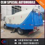 6m3 Vacuum Sweeper Truck Dirty-succión del vehículo