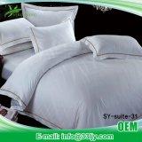 OEMの寝室のための贅沢な400の糸のカウントの敷布デザイン