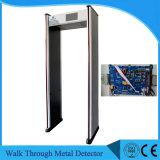 330 gevoeligheid 33 de Gang van Streken door de Detector van het Metaal met de Functie van het Netwerk van PC