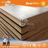 Okoume Bintangor BS1088 Contraplacado marinho, folha de madeira compensada tipo fenol