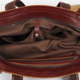 Lo svago di fine settimana di alta qualità ha lavato il sacchetto RS-6831b di corsa della tela di canapa