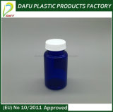 75ml Cobalt Blue Pet Plastic Bottle