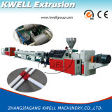 Máquina de produção de tubos de PVC/UPVC linha de extrusão do tubo