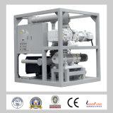 110kv Sation de la energía y el sistema de vacío de la industria con el control inteligente del PLC utilizaron la purificación de aceite del transformador / la nueva planta de regeneración del aceite del transformador
