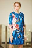 Платье переноса размещения втулки 3 четвертей