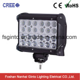 4 filas barra de luz LED brillante super 72W