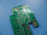 釣り合ったアンプの4層RO4003cおよびFr4 PCBのボード