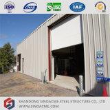 Sinoacmeは軽い金属フレームの貯蔵倉を組立て式に作った