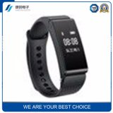 Deportes redondos elegantes de la tarjeta de la pantalla de Bluetooth del enchufe de fábrica que colocan el reloj elegante del teléfono que desgasta