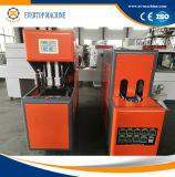 Máquina de sopro do frasco Semi automático do animal de estimação de 5 galões