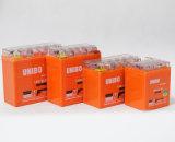 Motorrad-Batterie GelHochleistungs- gedichtete wartungsfreie Mf-12n2.5L-BS 12V2.5ah