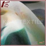 Licht und elegantes afrikanisches rohes Silk George-Gewebe mit SGS