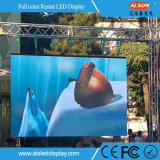 Hot Sale P8 Panneau affichage LED de location de plein air