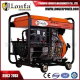 Generatore diesel 3000W del blocco per grafici aperto