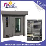 De elektrische Oven van het Baksel van de Stoom van het Brood van de Pizza Roterende met Roterend Rek