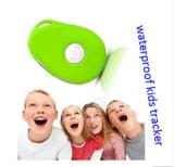 Perseguidor Ipx5 impermeável do GPS das crianças o mini com cai para baixo GPS alerta que segue o dispositivo