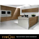 Meubilair van de Keuken van de Stijl van de Schudbeker van Amerika het Witte Houten (AP035)