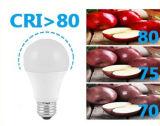 세륨 UL 열거된 A60 12W LED 전구