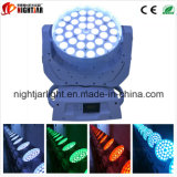 Luz principal móvil de la colada del LED 36*10W