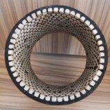 Tubo di gomma allineato di ceramica di resistenza della corrosione