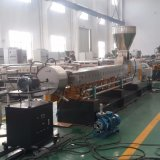 De hete Extruder van de Schroef van de Verkoop Plastic Dubbele met de Pelletiseermachine van de Ring van het Water