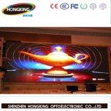 Для использования внутри помещений высокую частоту обновления P2.5 полноцветный светодиодный экран на стене